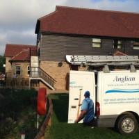 Company Van | Anglian WIndow Cleaning